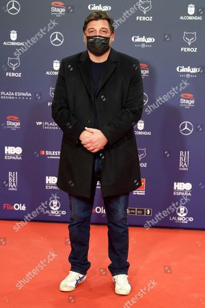 Editorial image of 8th Feroz Awards gala, Red Carpet, Madrid, Spain - 02 Mar 2021
