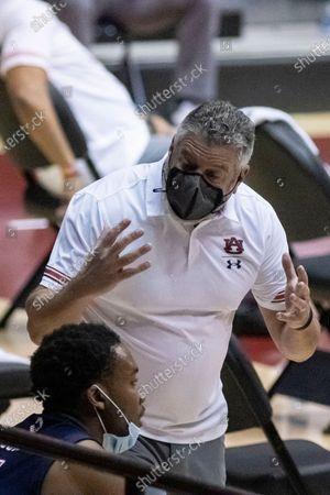Editorial picture of Auburn Alabama Basketball, Tuscaloosa, United States - 02 Mar 2021