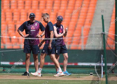 Editorial photo of England Cricket, Ahmedabad, India - 02 Jan 2021