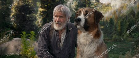 Stock Image of Harrison Ford
