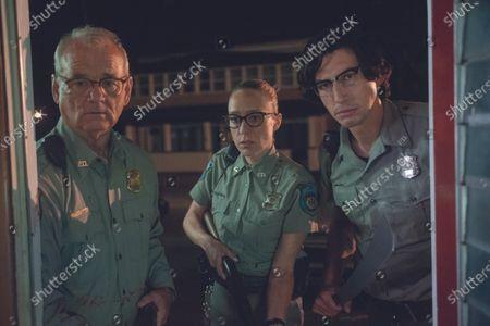 Bill Murray, Chloe Sevigny, Adam Driver