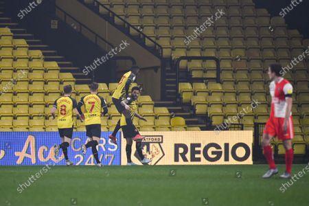 Watford v Wycombe Wanderers