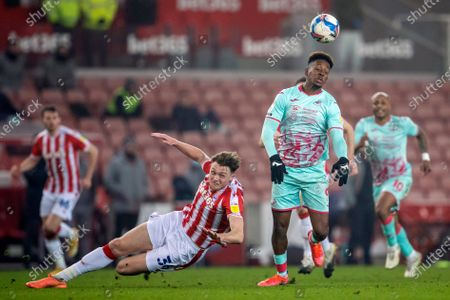 Stoke City v Swansea