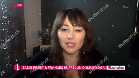 Stock Photo of Frances Ruffelle