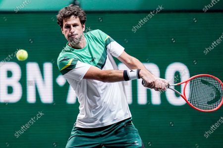Stock Photo of Robin Haase of the Netherlands