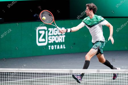 Robin Haase of the Netherlands