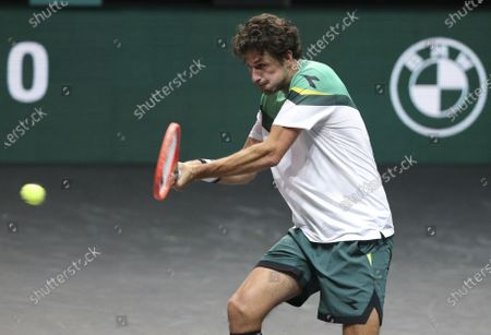 Stock Picture of Robin Haase of Netherlands