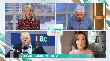 Holly Willoughby, Phillip Schofield, Nick Ferrari and Camilla Tominey