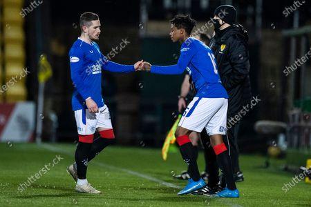 Editorial image of Livingston v Rangers, Scottish Premiership, Football, The Tony Macaroni Arena, Livingston, Scotland, UK - 03 Mar 2021
