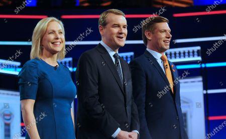 Editorial image of Democratic Presidential Candidates Debate In Miami, Italy - 27 Jun 2019