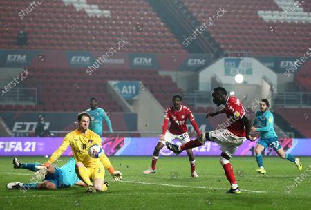 Bristol City v AFC Bournemouth
