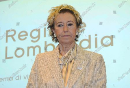 Press conference by Attilio Fontana, Letizia Moratti and Guido Bertolaso, Pietro Foroni, Gianni Pavesi
