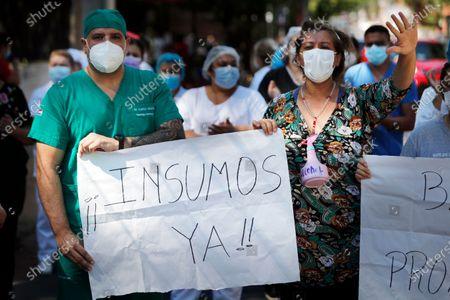 Editorial image of Virus Outbreak , Asuncion, Paraguay - 03 Mar 2021