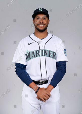 Editorial image of Seattle Mariners 2021 Baseball, Peoria, United States - 25 Feb 2021