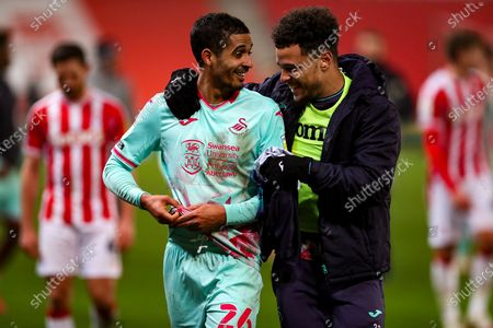 Editorial picture of Stoke City v Swansea City, EFL Sky Bet Championship - 03 Mar 2021