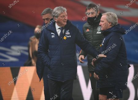 Editorial photo of Crystal Palace vs Manchester United, London, United Kingdom - 03 Mar 2021