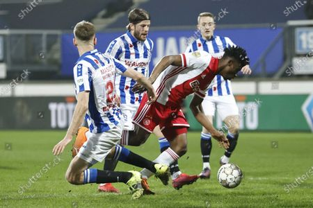 Editorial image of SC Heerenveen vs Ajax Amsterdam, Netherlands - 03 Mar 2021