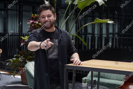 Flamenco singer Miguel Poveda