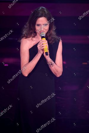 Editorial photo of 71st Sanremo Music Festival, Sanremo, Italy - 03 Mar 2021