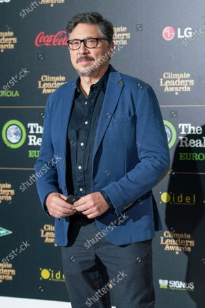 Stock Picture of Actor Carlos Bardem attends the Climate Leaders Awards 2021 at the Callao cinema.