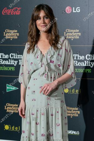 Isabel Jimenez attends the Climate Leaders Awards 2021 at the Callao cinema.