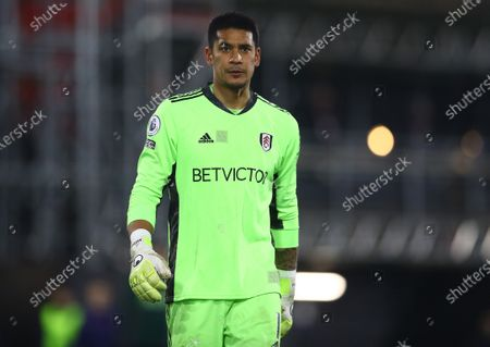 Goalkeeper Alphonse Areola of Fulham