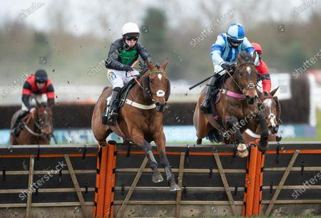 Editorial photo of Horse Racing from Newbury Racecourse, UK - 06 Mar 2021