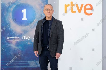 Editorial image of Estoy Vivo RTVE 4th Season Presentation, Madrid, Spain - 04 Mar 2021