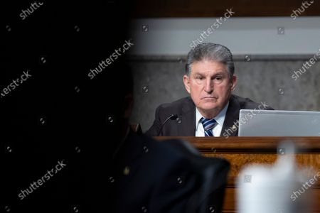 Editorial photo of Senate Energy and Natural Resources Committee hearing, Washington, USA - 04 Mar 2021