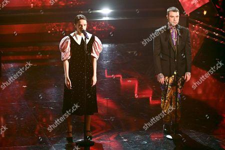Editorial image of 71st Sanremo Music Festival, Sanremo, Italy - 04 Mar 2021
