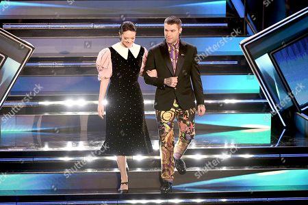 Francesca Michelin and Fedez