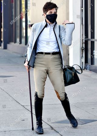 Editorial picture of Selma Blair out and about, Los Angeles, USA - 04 Mar 2021
