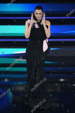 Stock Photo of Vittoria Ceretti