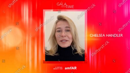 Editorial image of amfAR: A Gala for Our Time virtual event, USA - 04 Mar 2021