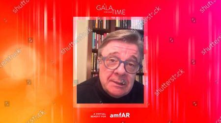 Editorial photo of amfAR: A Gala for Our Time virtual event, USA - 04 Mar 2021