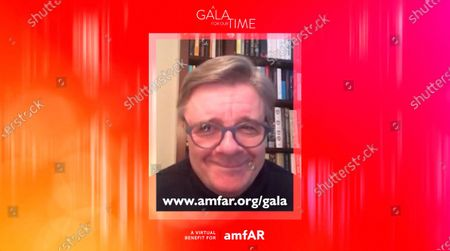 Editorial picture of amfAR: A Gala for Our Time virtual event, USA - 04 Mar 2021