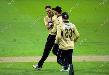 Editorial photo of NZ Black Caps v Australia, International T20 Cricket, Sky Stadium, Wellington, New Zealand - 05 Mar 2021