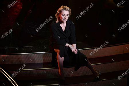 Editorial photo of 71st Sanremo Music Festival, Sanremo, Italy - 04 Mar 2021