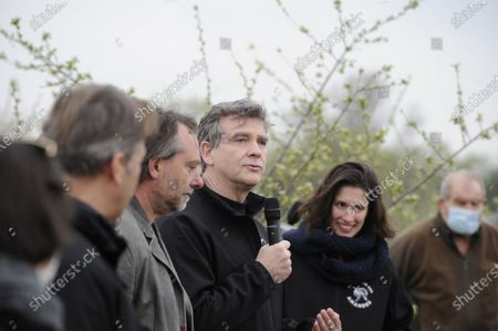 Editorial image of Arnaud Montebourg, Salle D'Aude, France - 04 Mar 2021