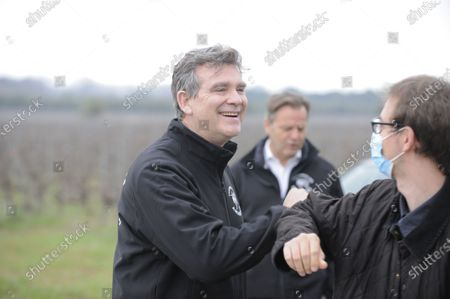 Editorial photo of Arnaud Montebourg, Salle D'Aude, France - 04 Mar 2021