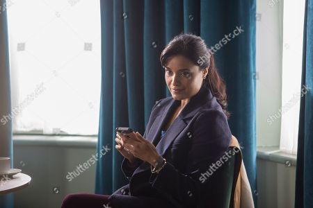 Stock Photo of Shelley Conn as Hilary O'Doyle.