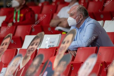 Ehrenpräsident Uli Hoeness (FC Bayern)