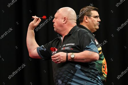Editorial picture of UK Open Darts 2021 - 05 Mar 2021