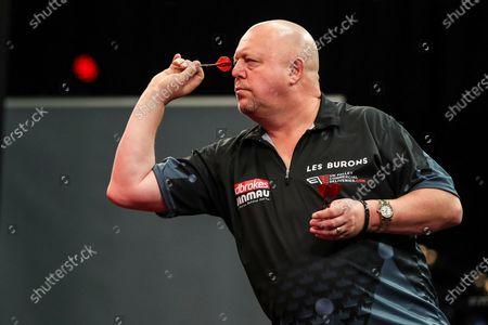 Editorial photo of UK Open Darts 2021 - 05 Mar 2021