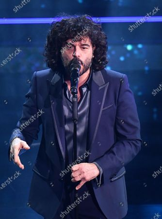 Editorial photo of 71st Sanremo Music Festival, Italy - 05 Mar 2021