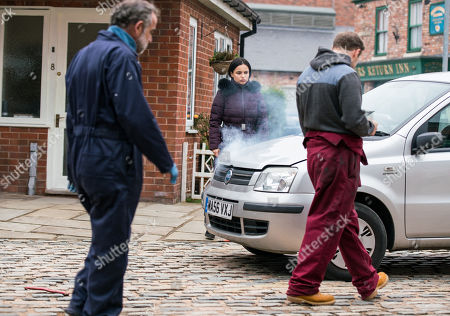 Editorial photo of 'Coronation Street' TV Show, UK - Mar 2021