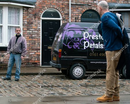 Editorial picture of 'Coronation Street' TV Show, UK - Mar 2021