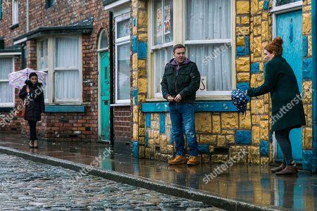 Editorial image of 'Coronation Street' TV Show, UK - Mar 2021