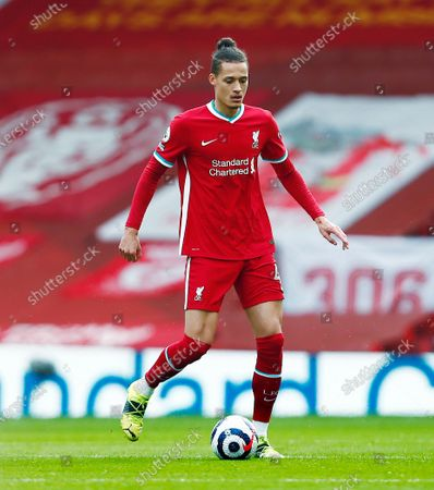 Rhys Williams of Liverpool