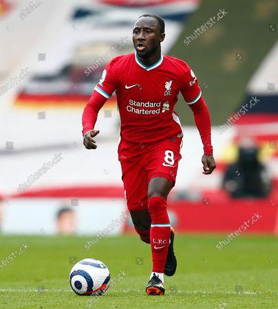 Naby Keita of Liverpool